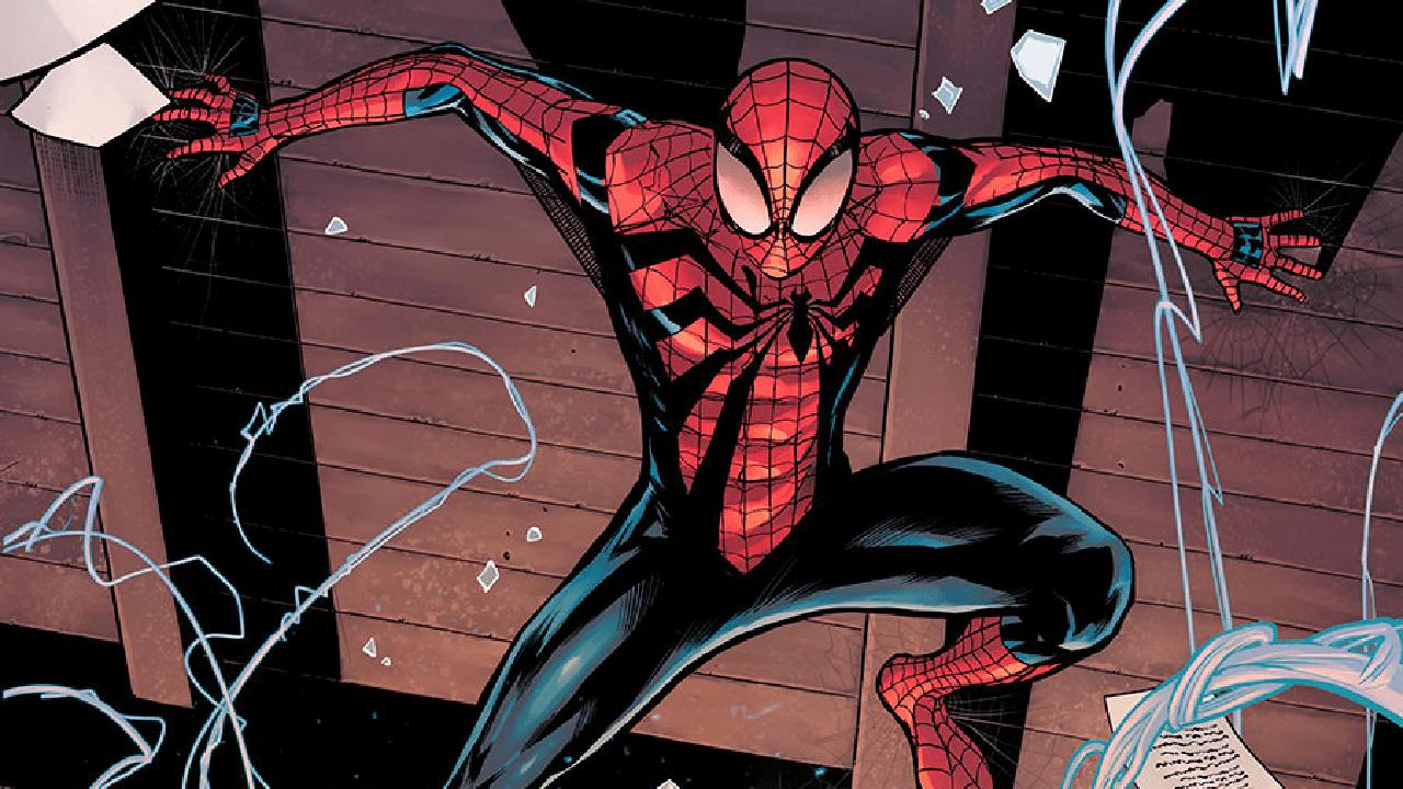 traje de spiderman beyond ben reilly