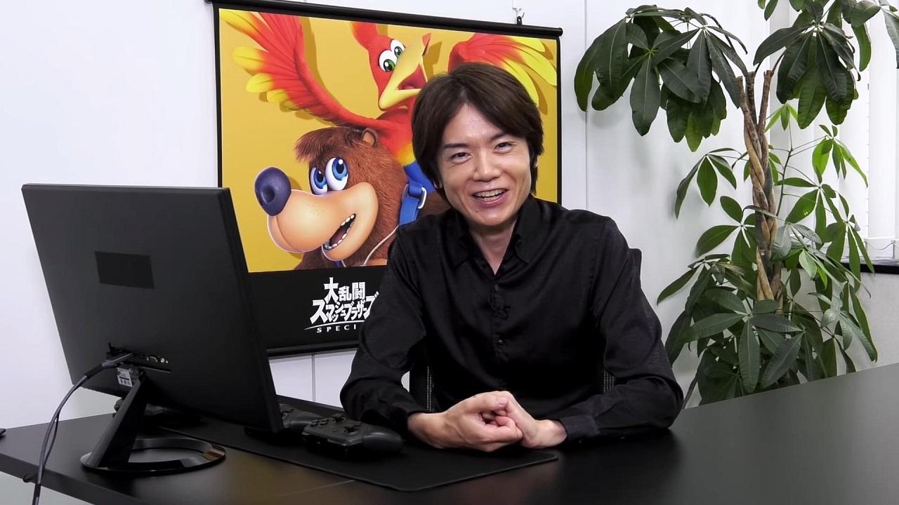 Masahiro Sakurai Nintendo Switch Game Builder Garage