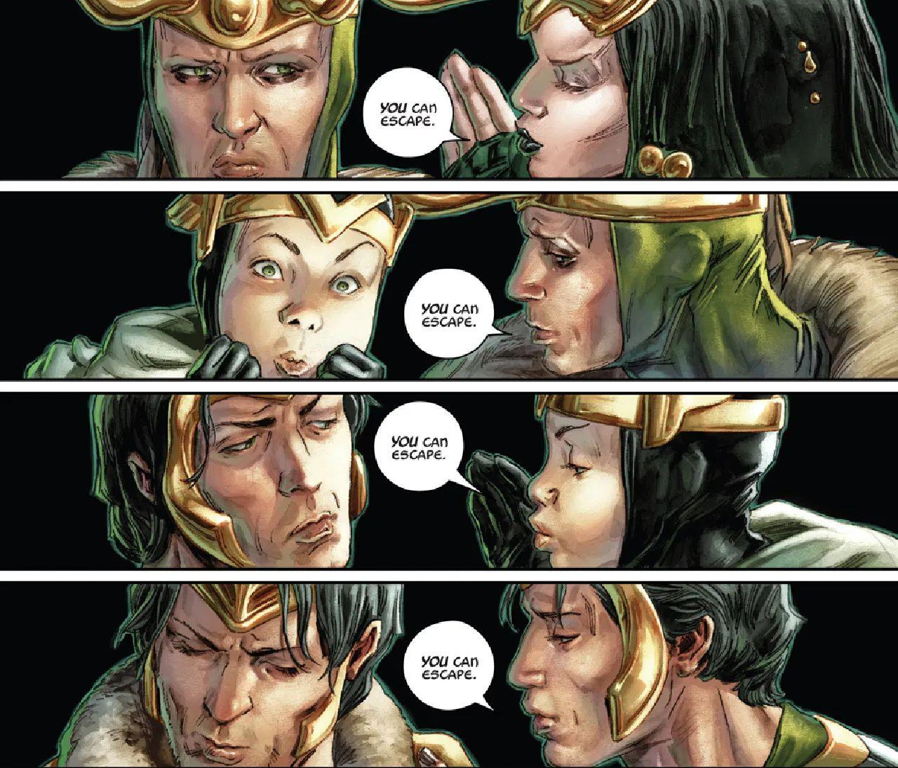 loki serie marvel comics teoría