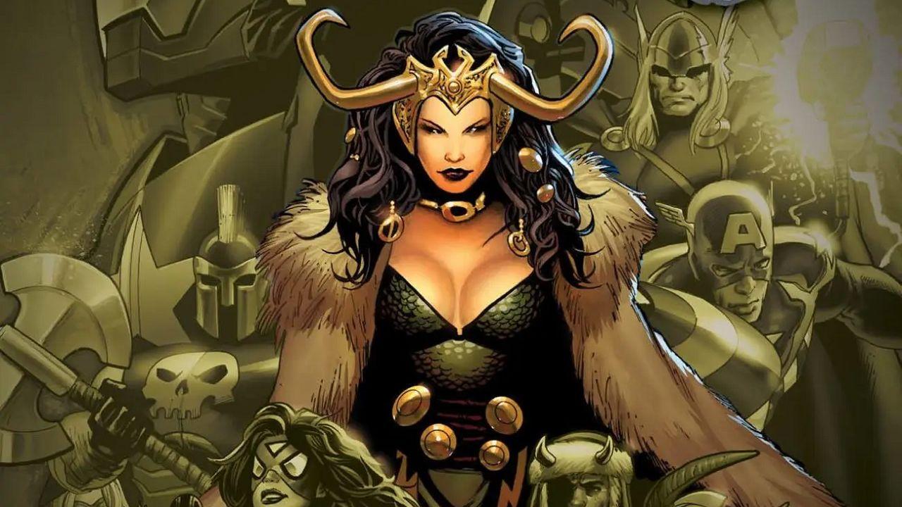 loki serie marvel lady loki personaje