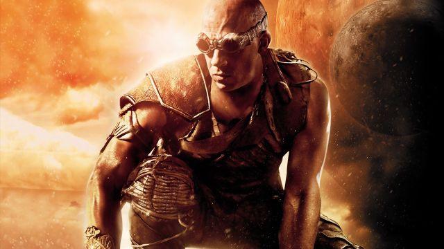 Riddick 4 Grabaciones Películas Vin Diesel