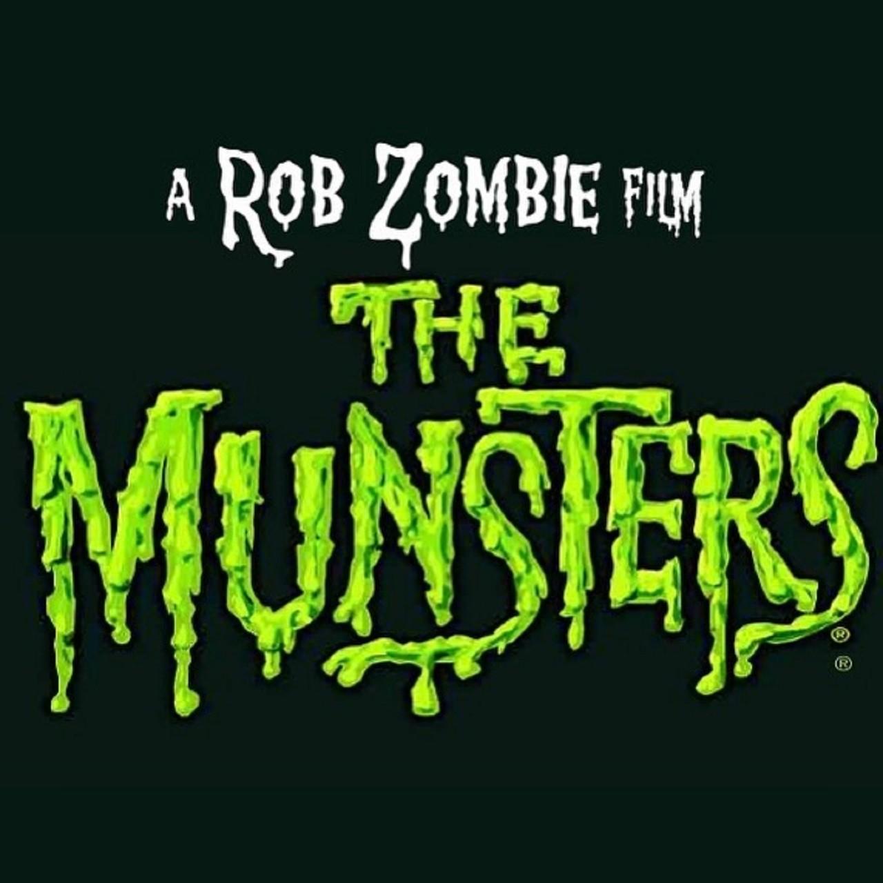Rom Zombie The Munsters Nueva Película