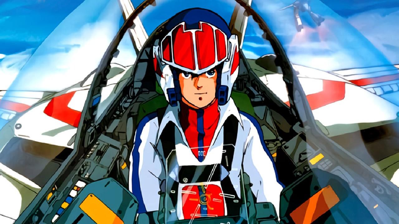 Robotech anime macross funimation