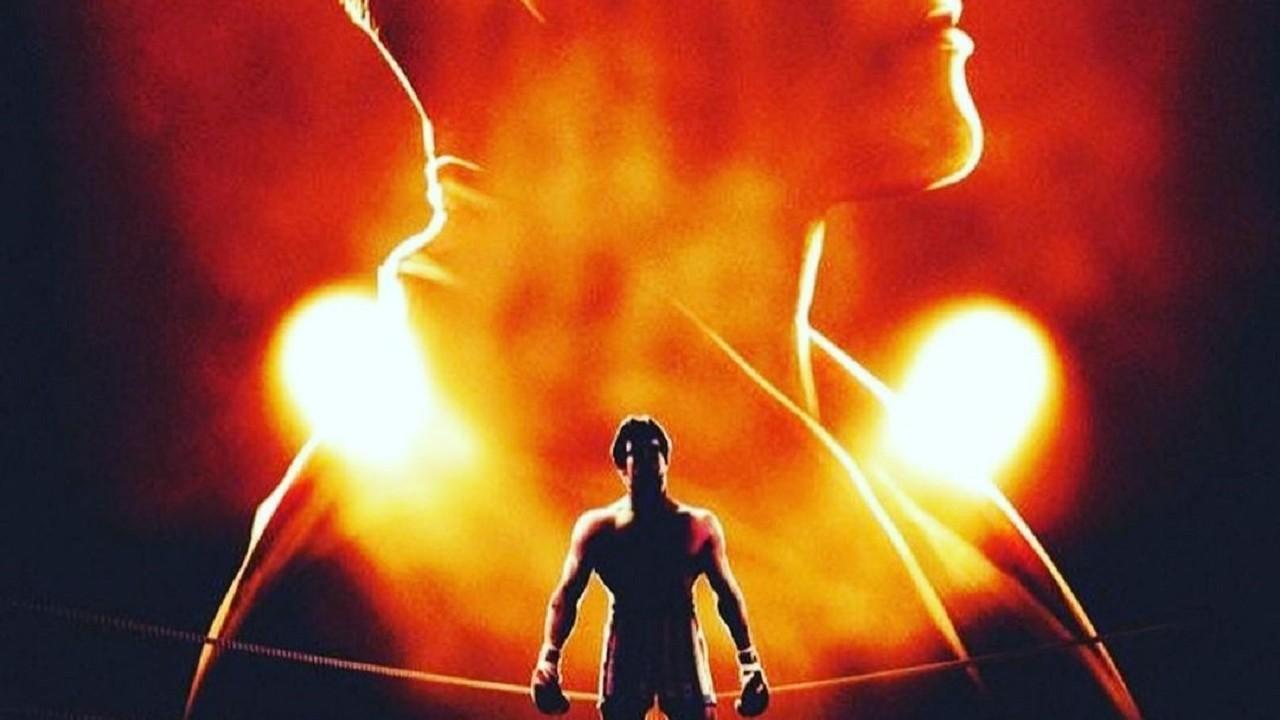 Póster Nueva Versión Rock IV Stallones Cut Película