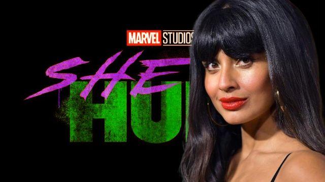 Jameela Jamil Serie She-Hulk Villana Titania