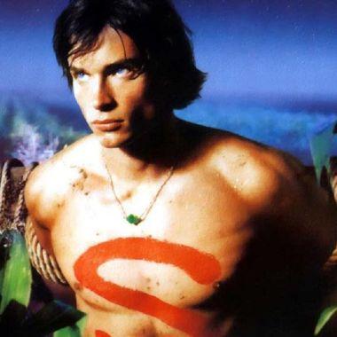 Smallville Serie Animada Tom Welling