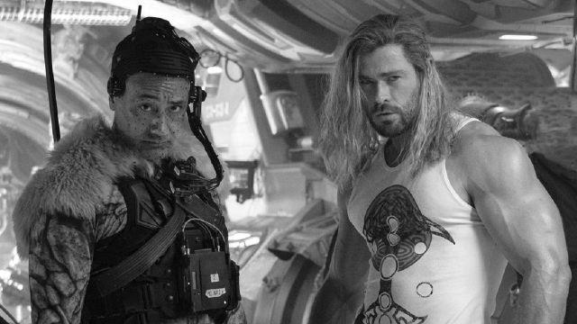Grabaciones Thor 4 Película Estreno