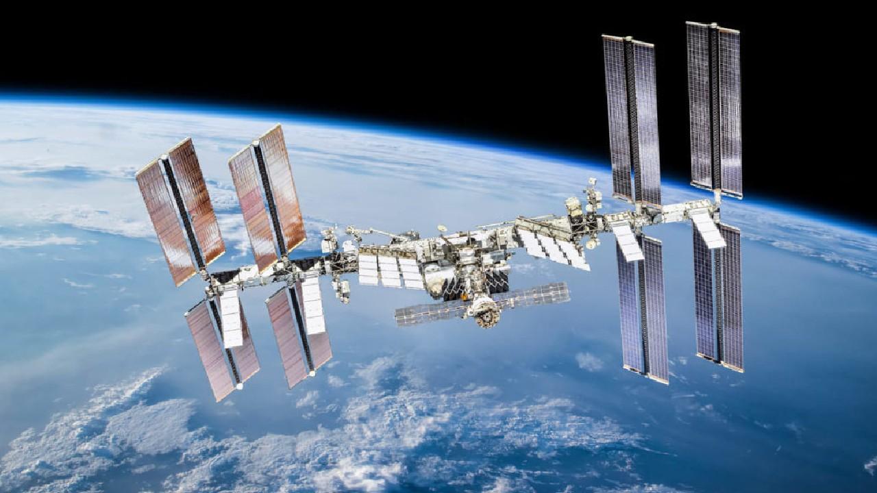 estacion espacial internacional basura espacial