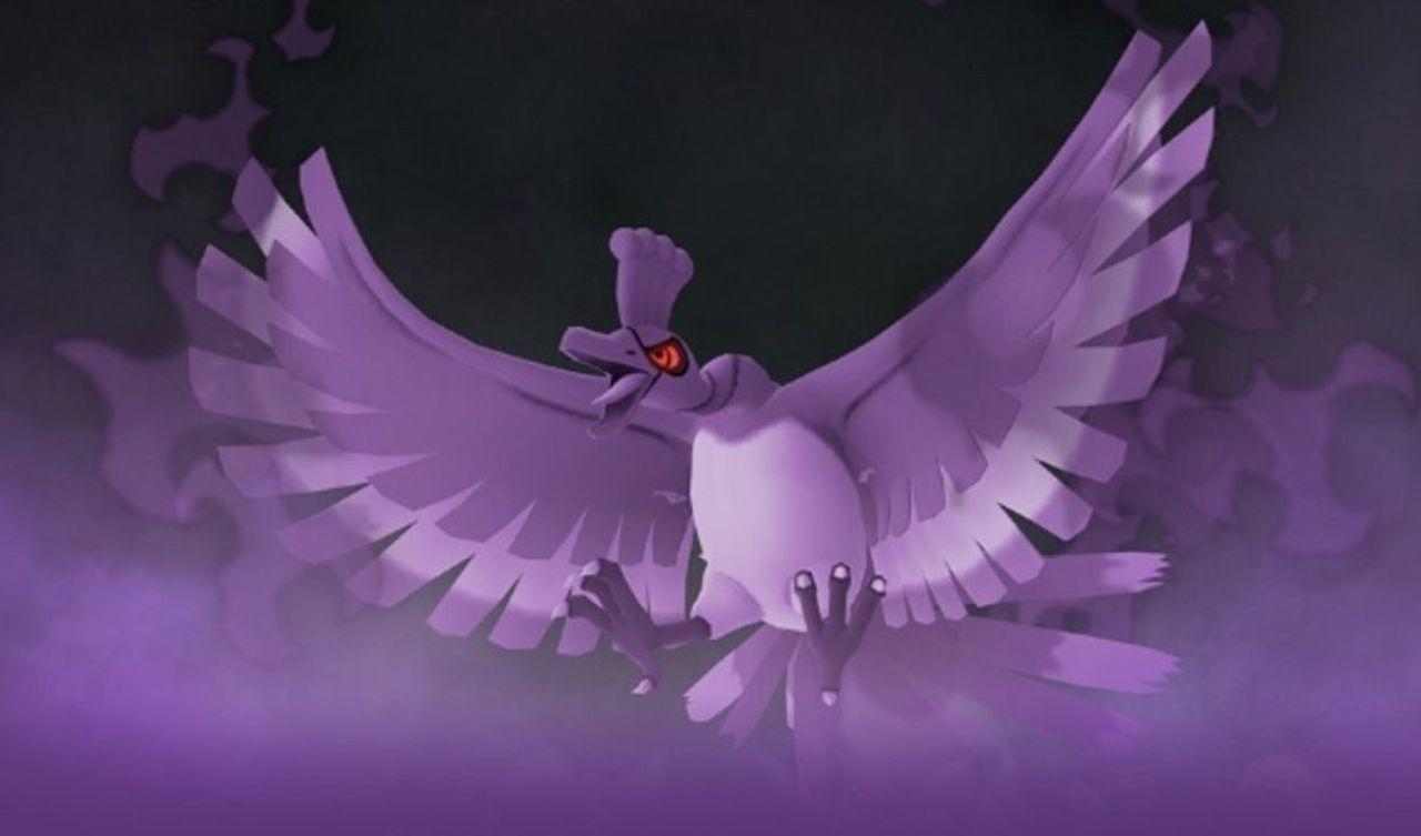 ho oh oscuro pokemon go