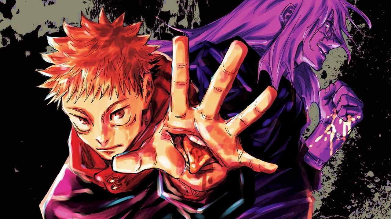 jujutsu kaisen portada manga ventas