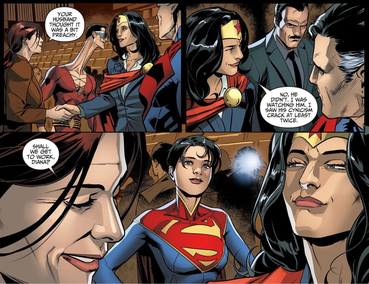 lara lane kent supergirl