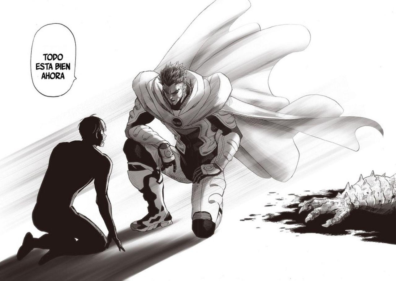 one punch man personajes mas poderosos blast