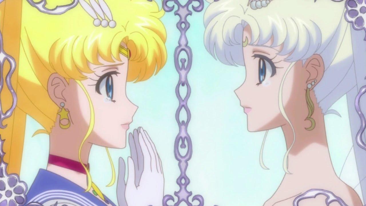 Chica recrea el nuevo traje de transformación de Sailor Moon Eternal