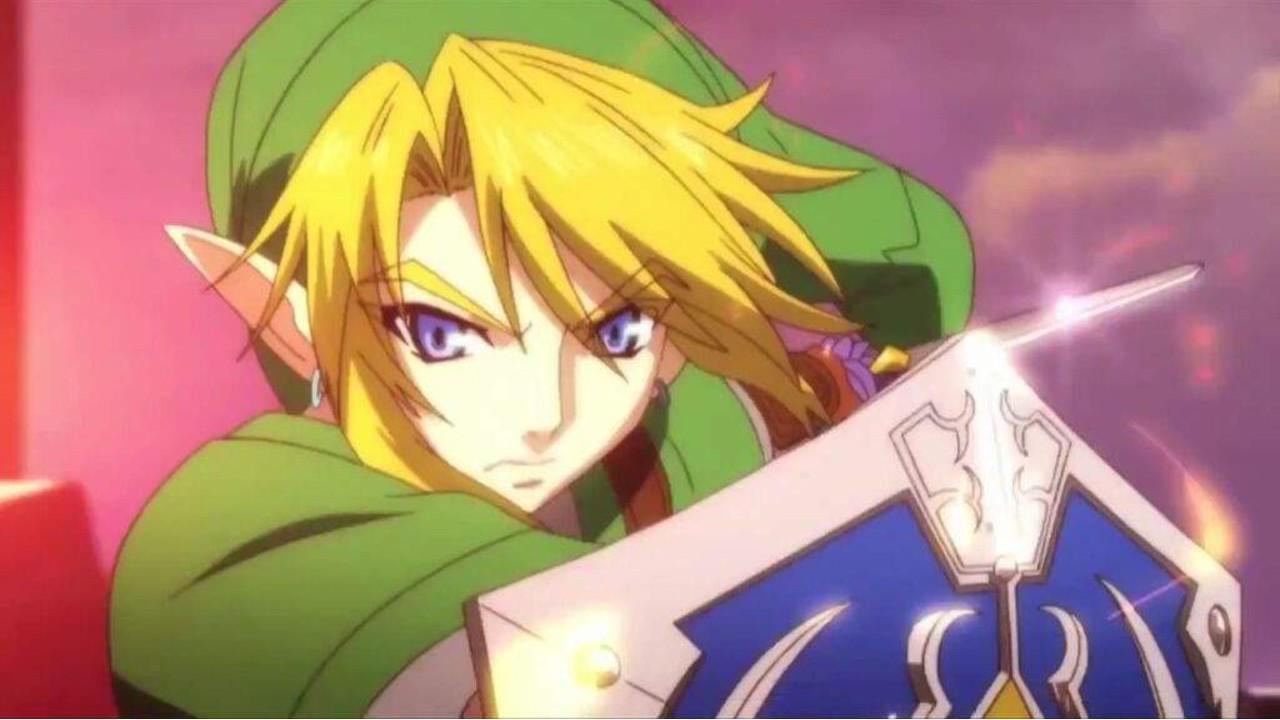 the legend of zelda anime netflix