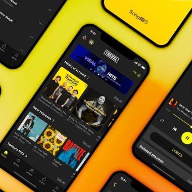 App trebel musica gratis