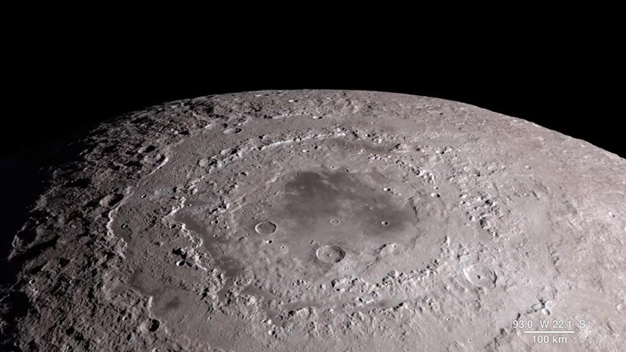 Fotos luna nasa superficie alunizaje