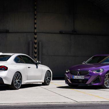 bmw serie 2 coupe deportivo precio