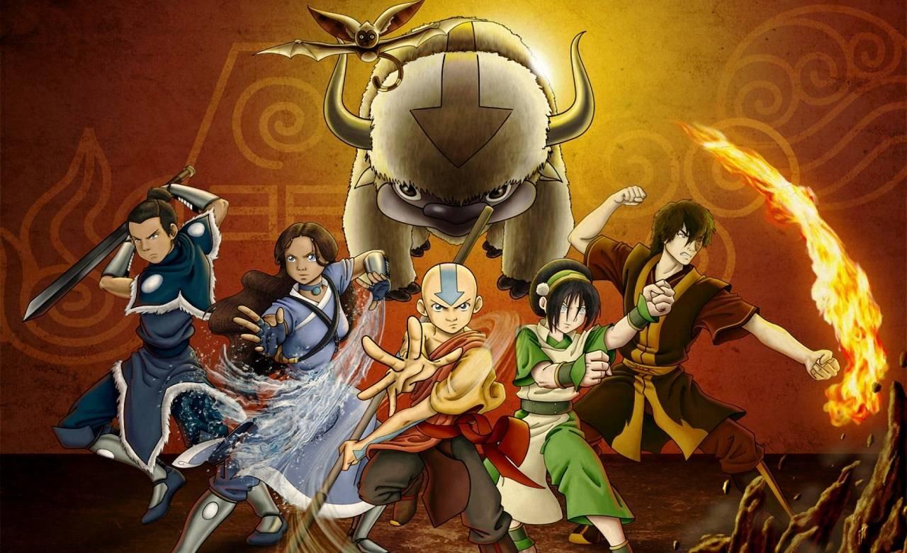 Nuevas Series Película Avatar The Last Aibender