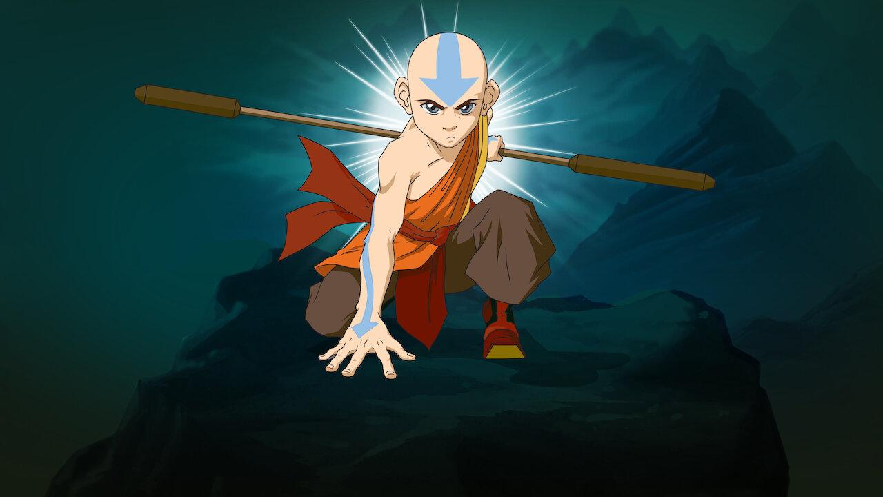 Series de Netflix Avatar The Last Airbender Temporadas Completas