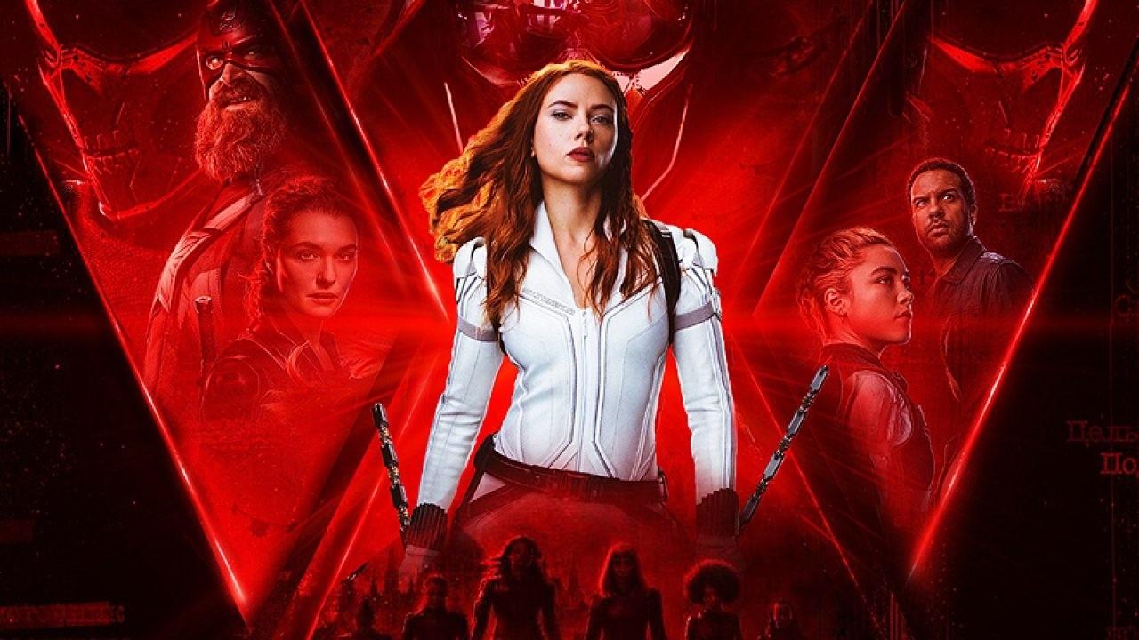 Black Widow Disney Plus Películas Julio Estrenos