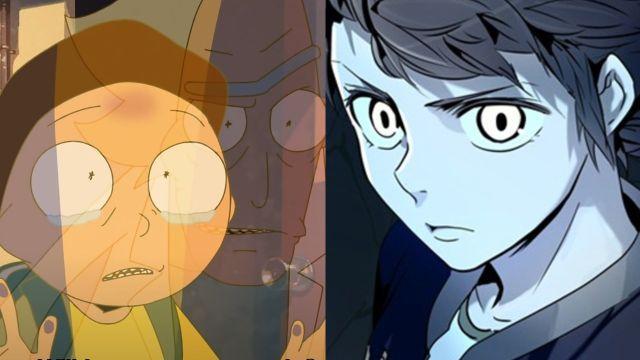 Rick & Morty anime corto Summer Conoce a Dios