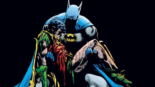 personajes de dc comics death in the family