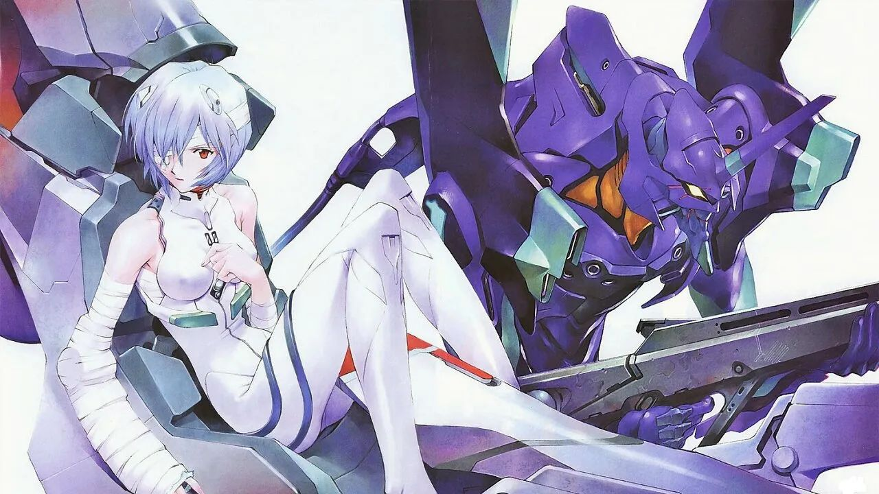 the end of evangelion rei ayanami