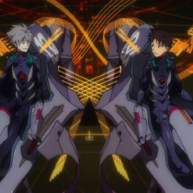 personajes de evangelion shinji kaworu