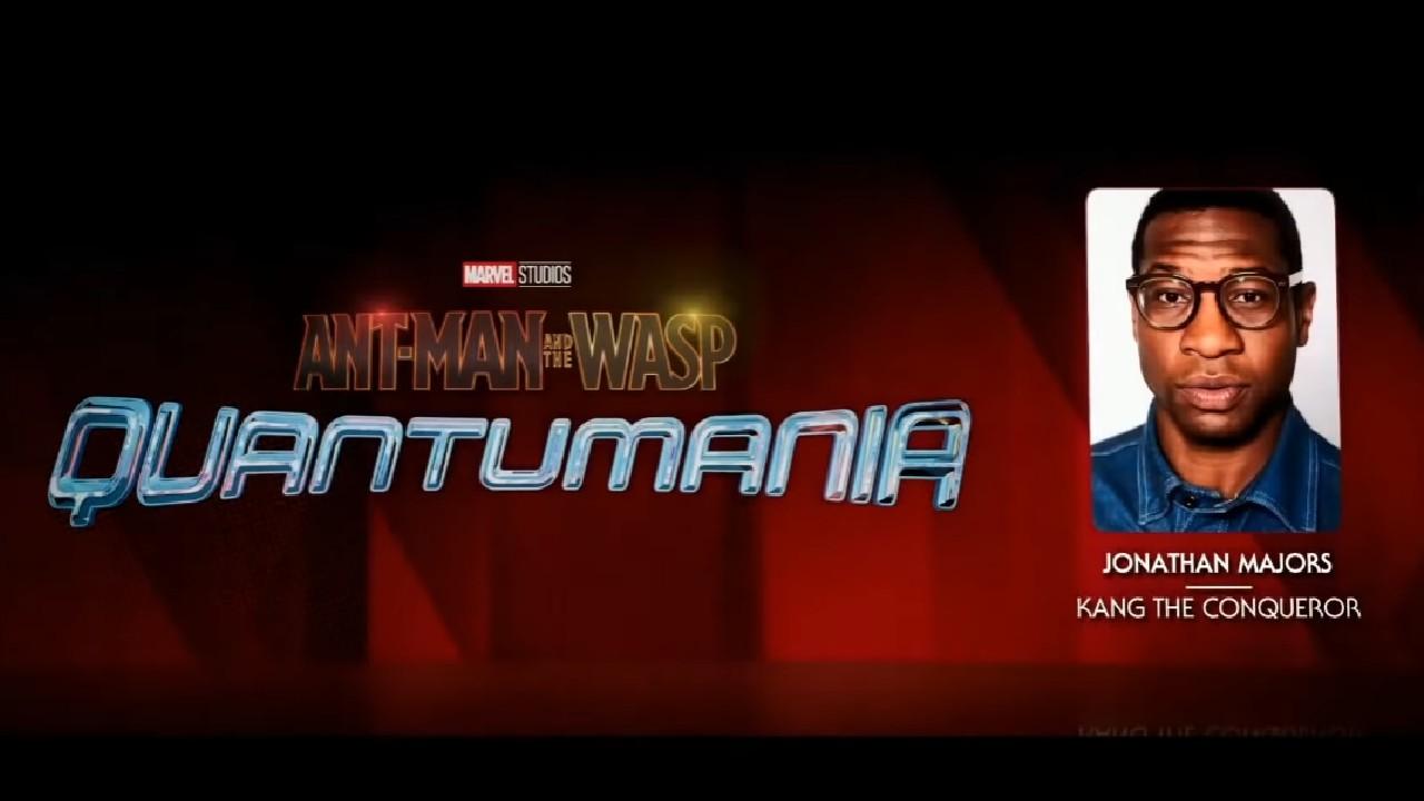 Ant-Man 3 Jonathan Elder Kang the Conqueror Loki Marvel