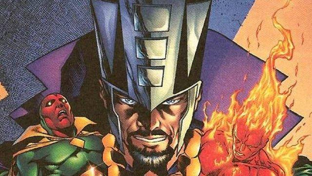 Immortus Kang the Conqueror Loki Serie