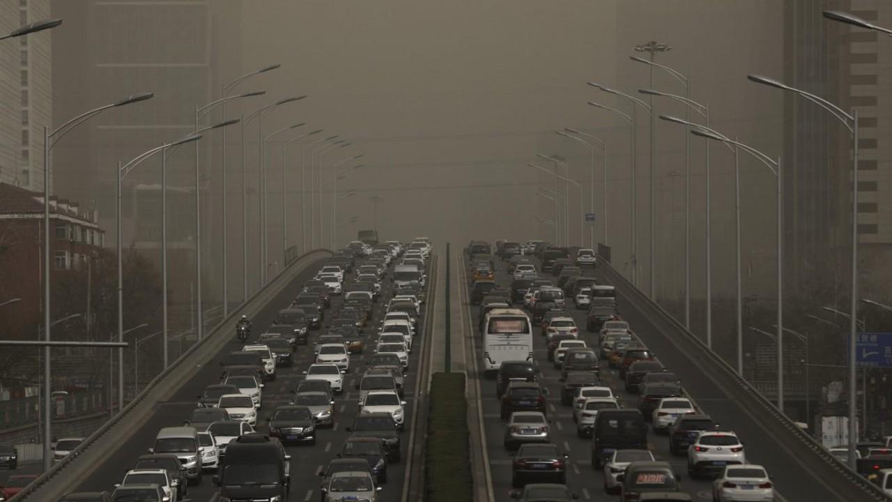 autos electricos contaminación gasolina