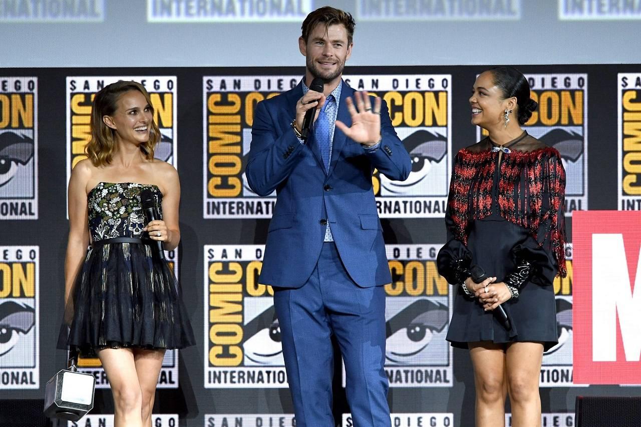 Marvel vs DC Comic Con San Diego