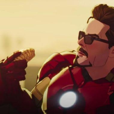 Marvel Studios División de Proyectos Animados What If...? Series Animadas de Marvel Studios