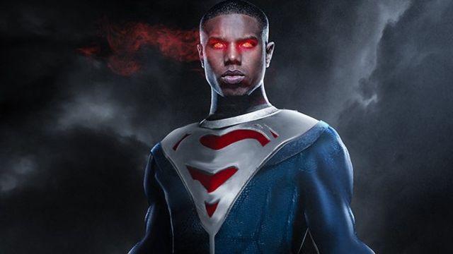 Michael b jordan superman negro val zod