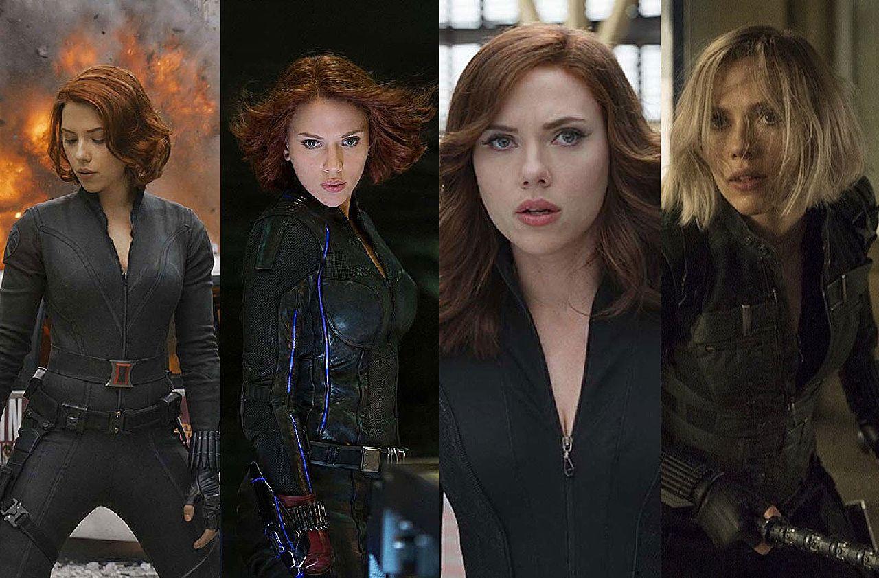 superheroes de marvel natasha romanoff