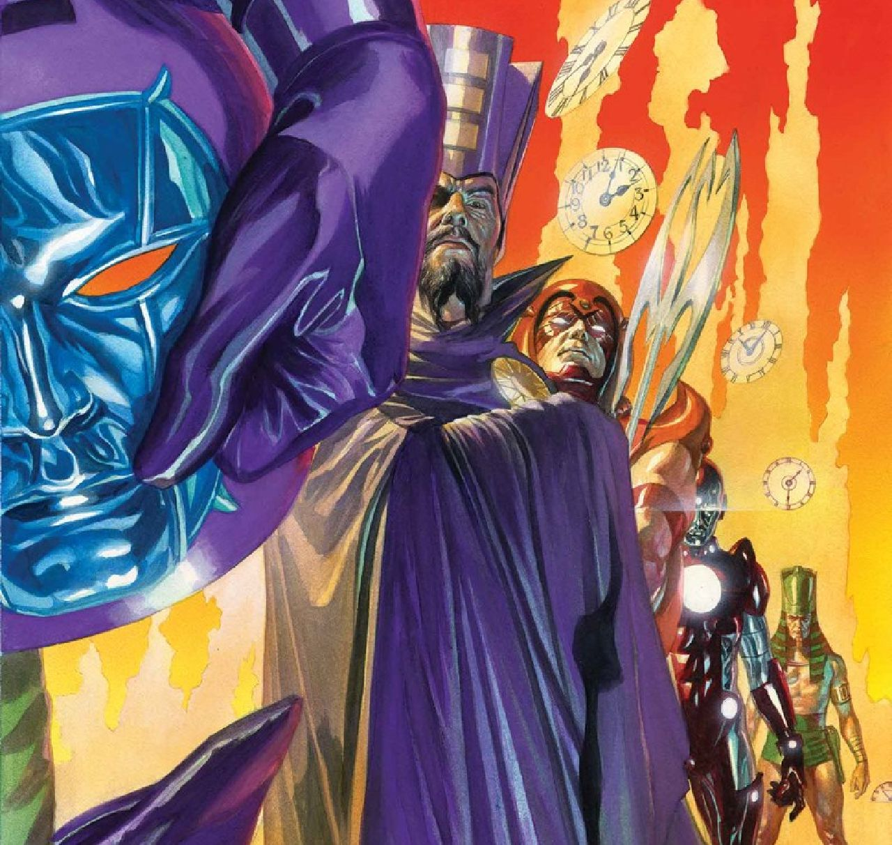 loki serie kang inmortus marvel comics