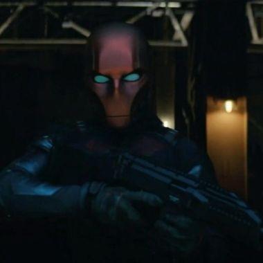 HBO Max Series Tercera Temporada Titans Red Hood Gotham