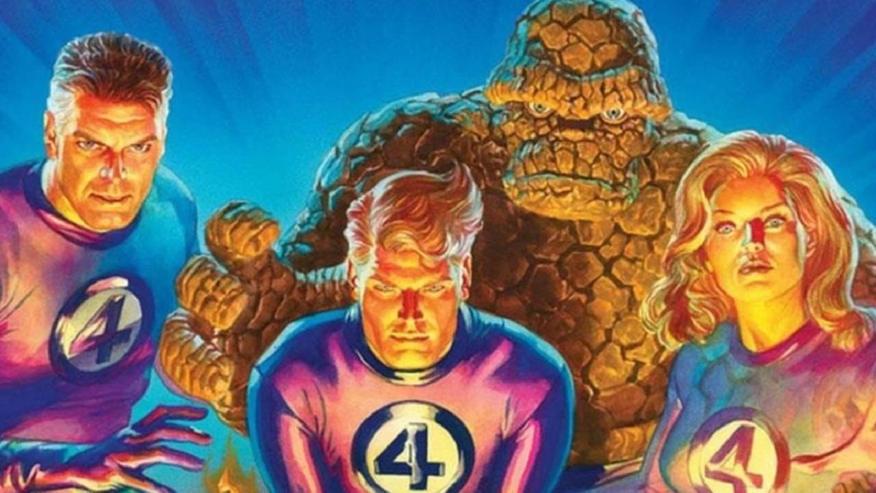 Actores Fantastic Four Cuatro Fantásticos Reparto Marvel Kevin Feige