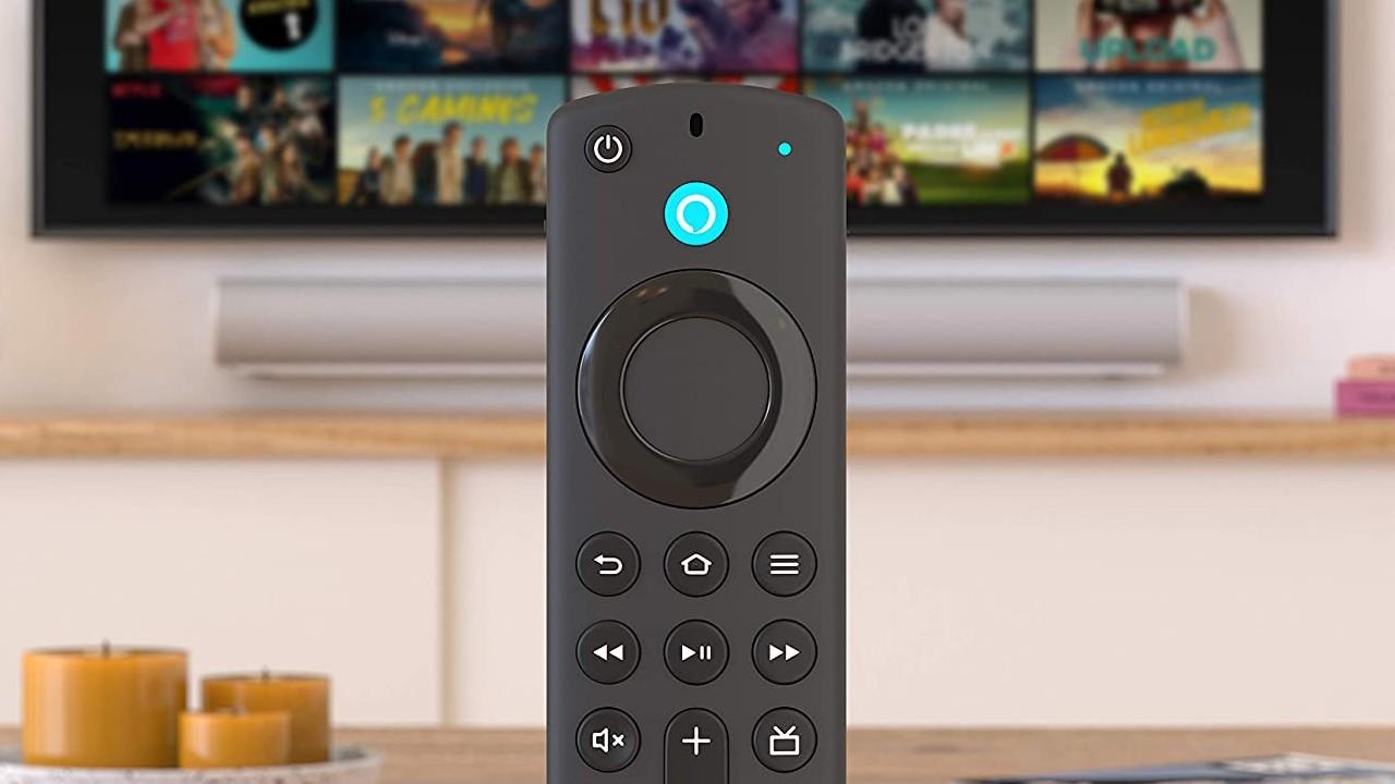 Amazon Fire TV Stick alexa