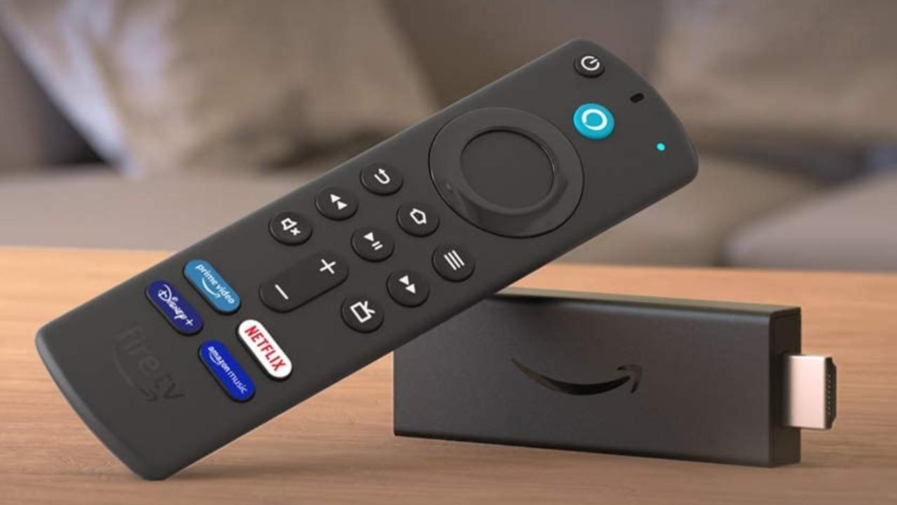 Amazon Fire TV Stick streaming dispositivo