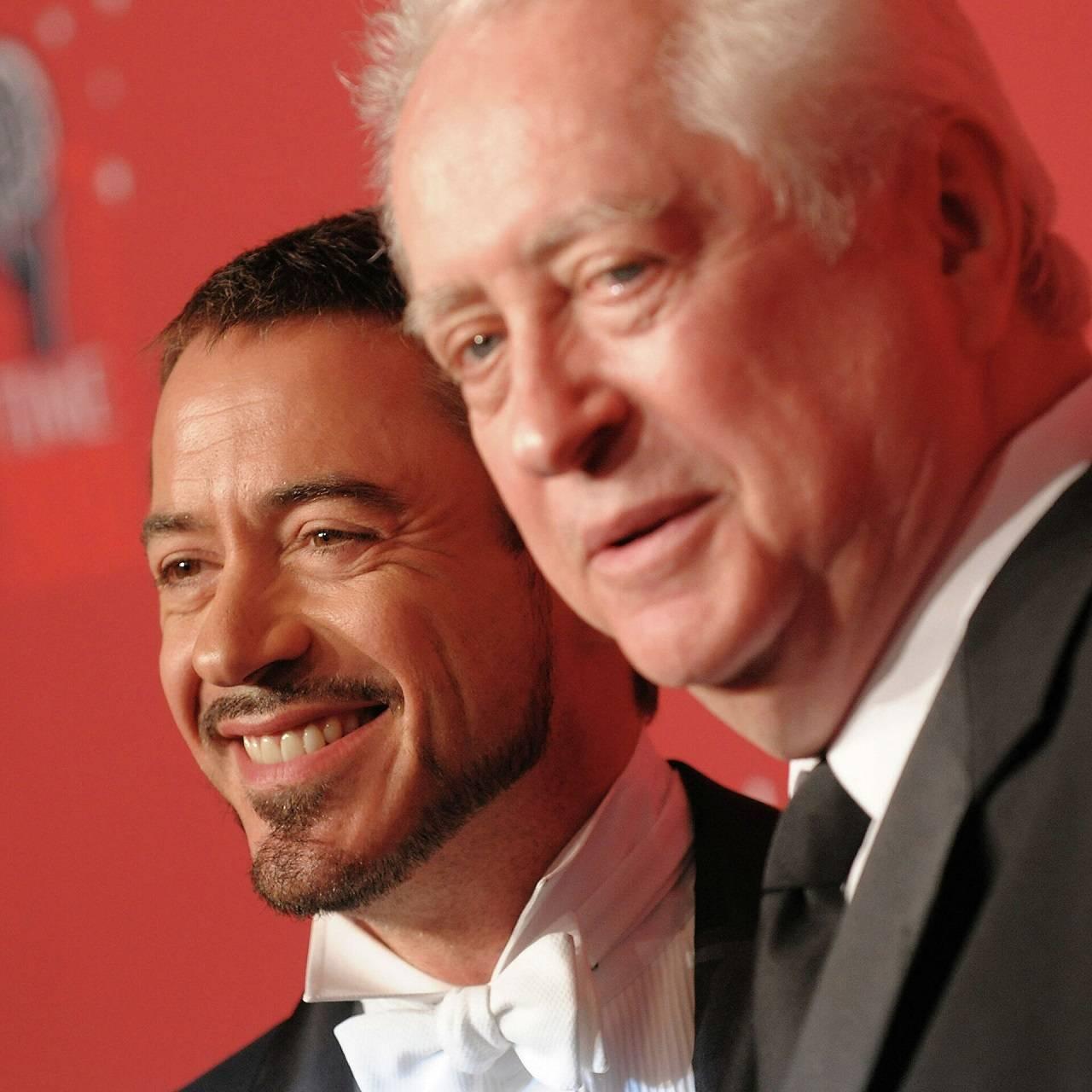Murió Robert Downey Sr. Papá Robert Downey Jr