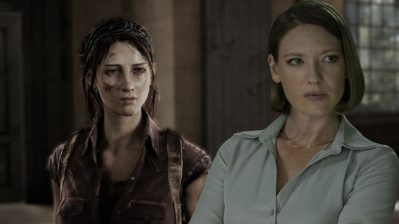 HBO Series The Last of Us Anna Torv