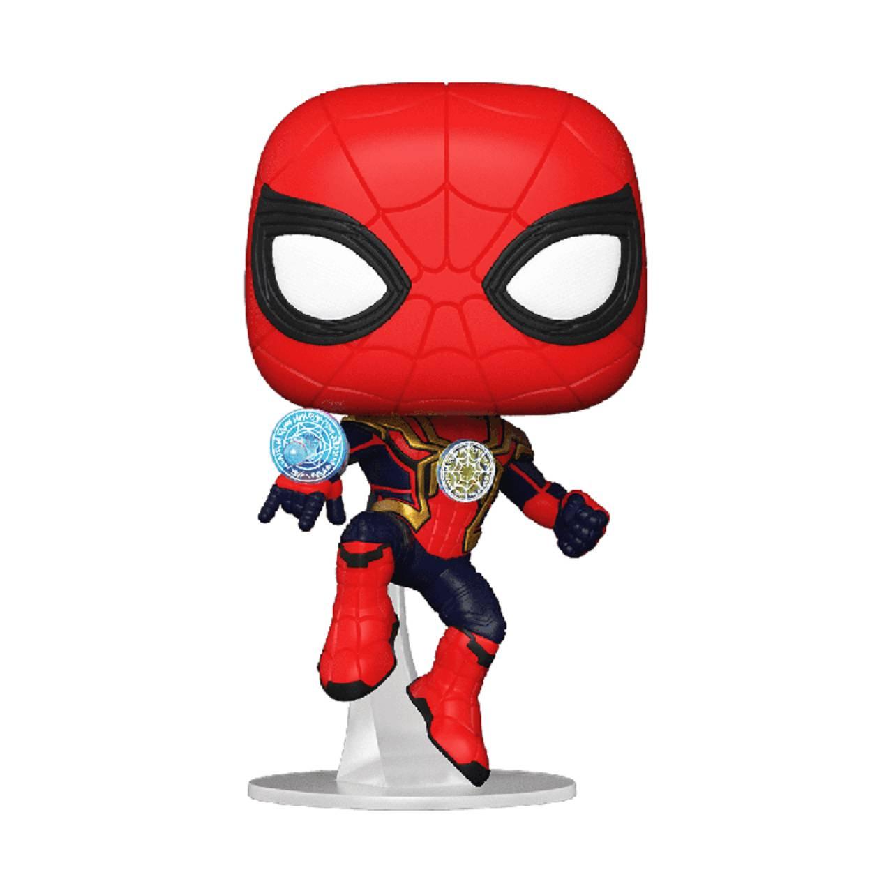 Spiderman Traje No Way Home Magia Doctor Strange Funko
