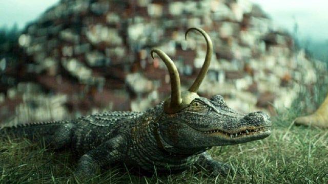 loki serie cocodrilo alligator lokidrillo