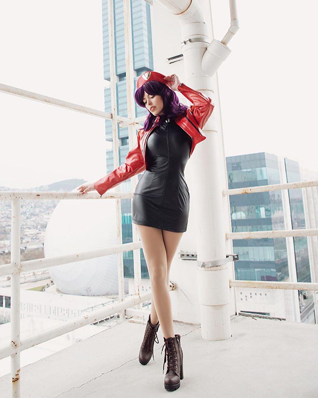 Evangelion Cosplayer mexicana le da vida a Misato Katsuragi de manera asombrosa