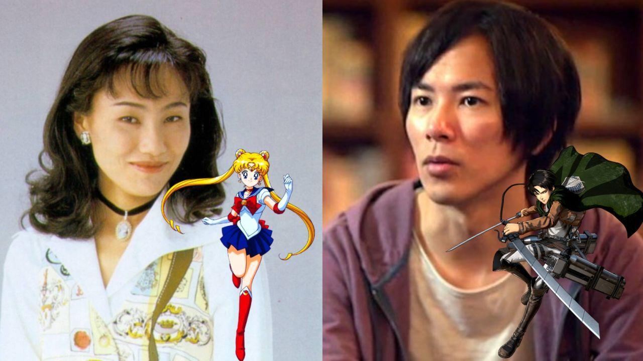 naoko takeuchi y Hajime Isayama