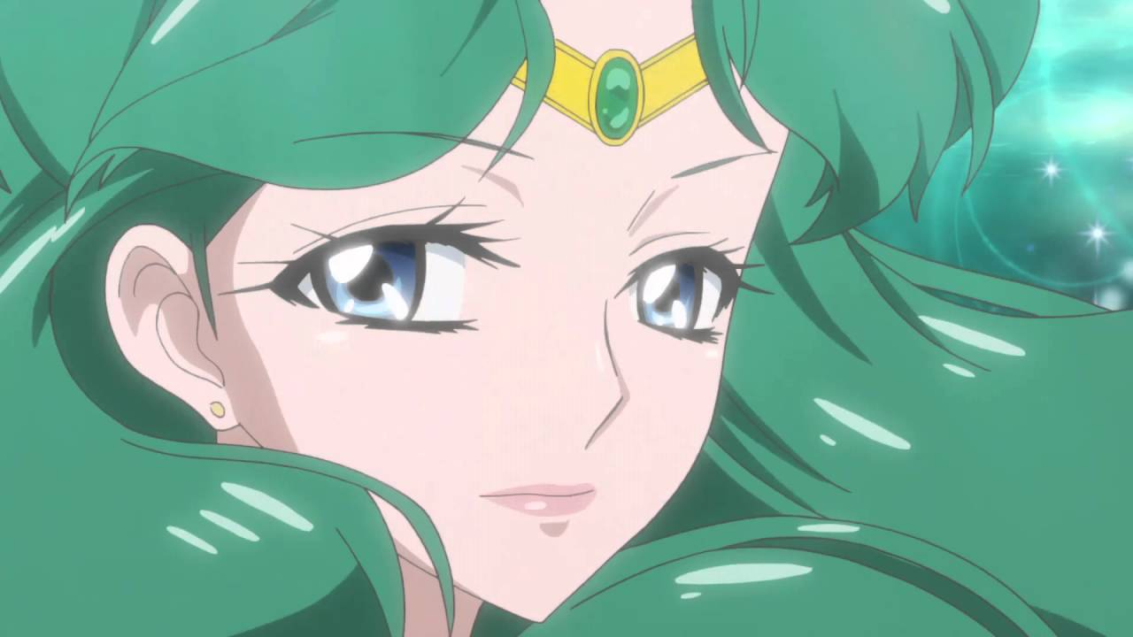 Sailor Moon Cosplay le da vida a la hermosa Sailor Neptune