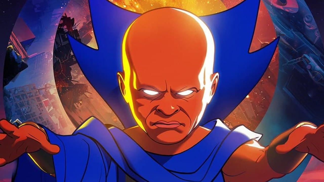 What If Marvel: Se revela nuevo póster de la serie y los fans comparan al personaje con un gran villano