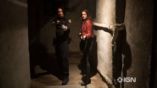 Resident Evil: Welcome to Raccoon City Película Leon S. Kennedy Claire Redfield