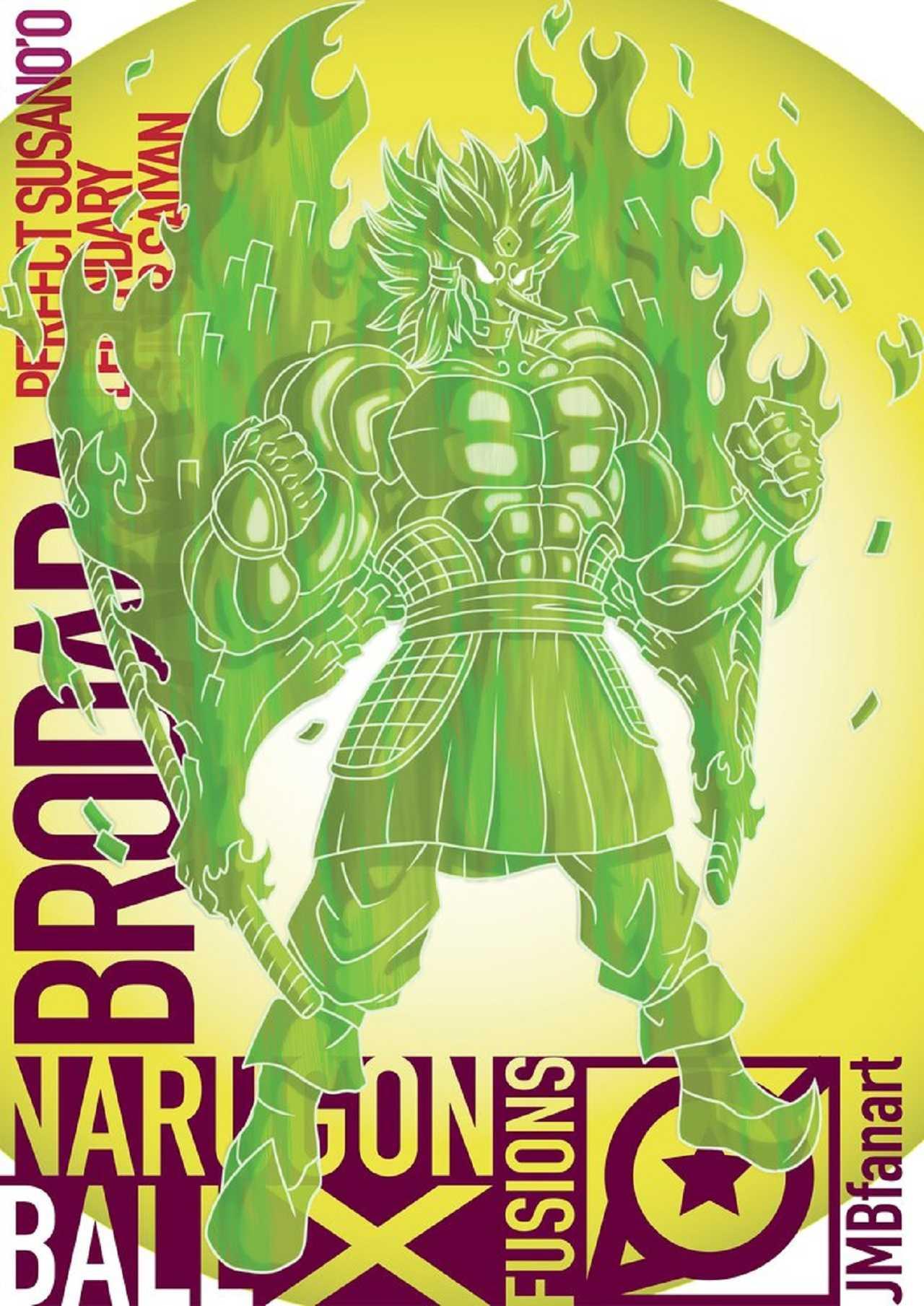 Personajes de Dragon Ball Dibujos de Dragon Ball Fanart Naruto
